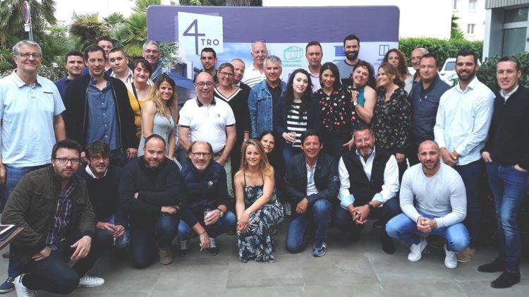 groupe participants